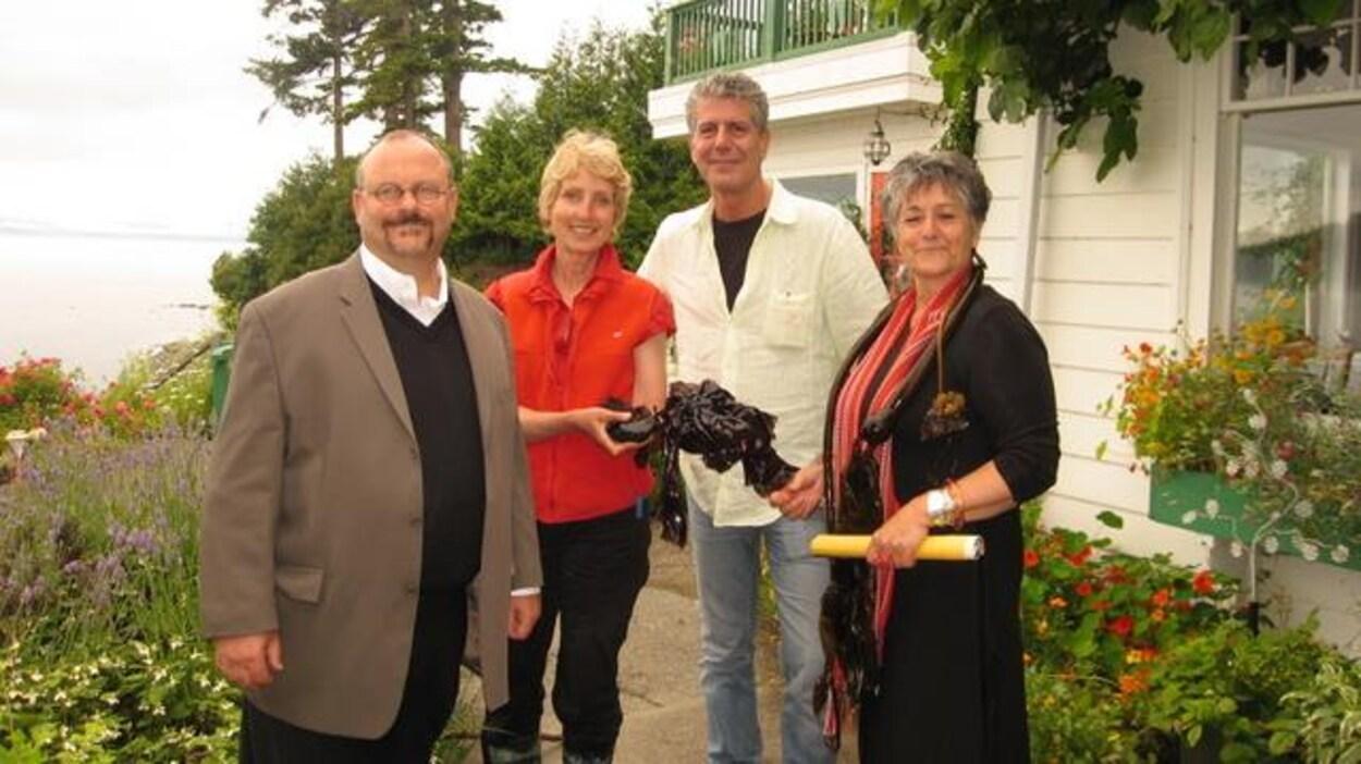 Gastronomie - Le chef américain Anthony Bourdain a été retrouvé pendu en Alsace
