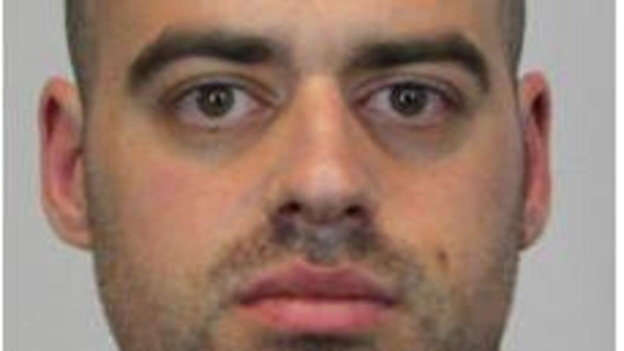 Anthony Cloutier, porté disparu depuis le 21 octobre.