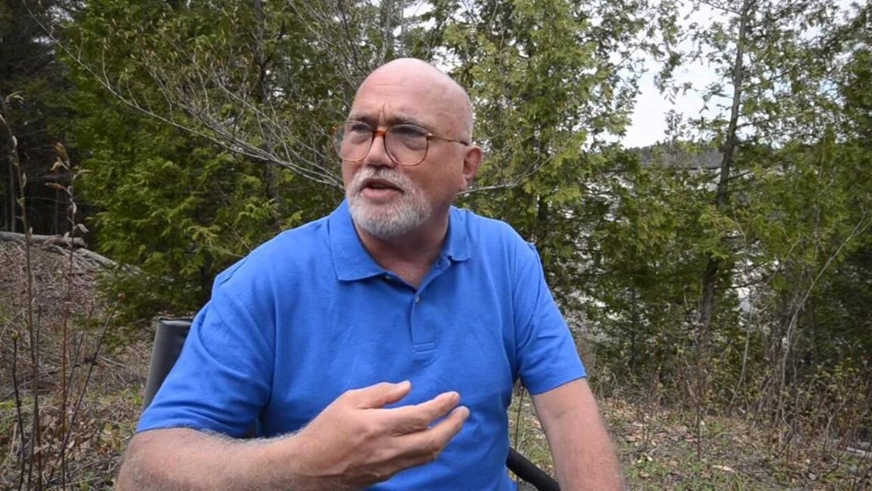 Anthony Hall, professeur à l'Université de Lethbridge.