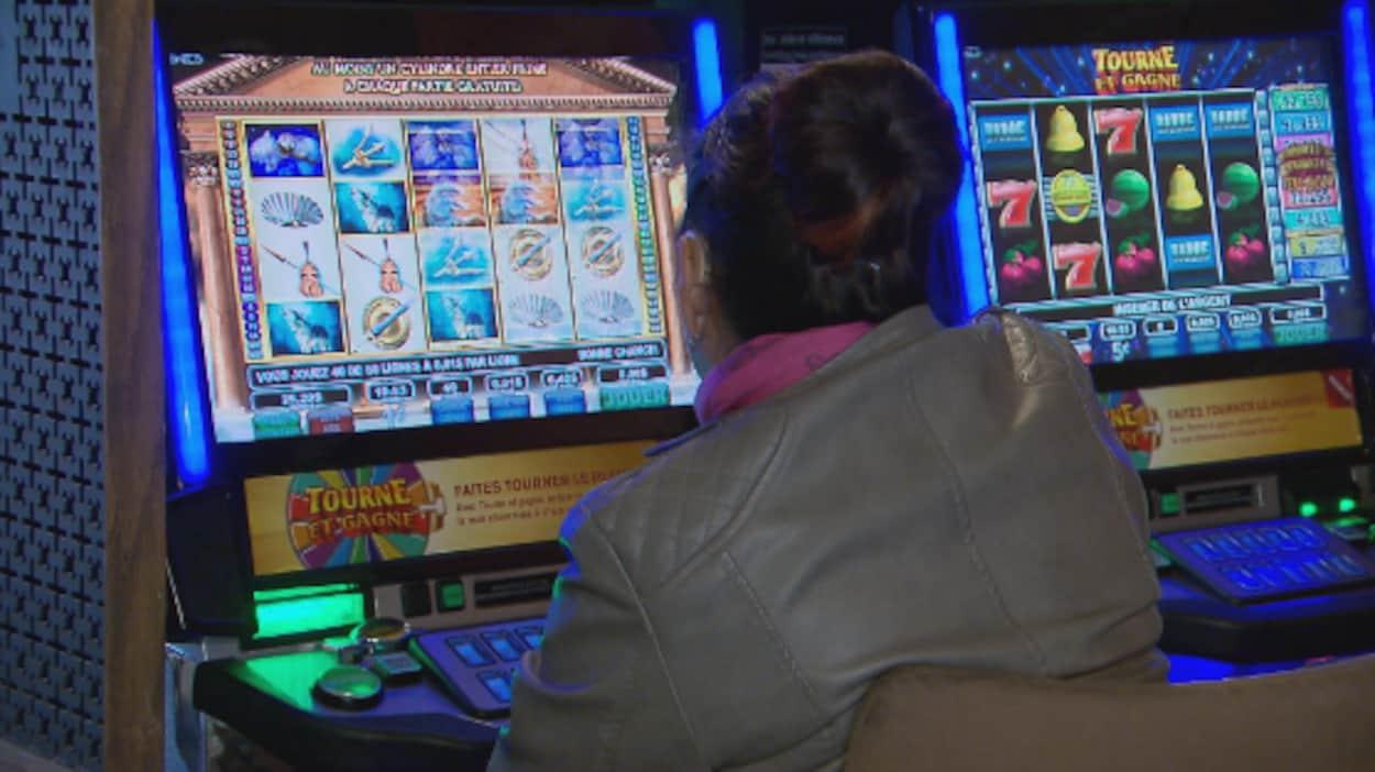 Appareils de loterie vidéo