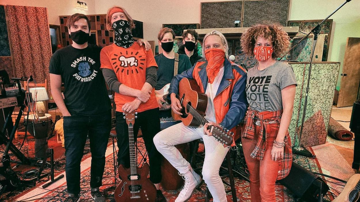 Arcade Fire dévoile sa nouveauté Generation A — REGARDEZ