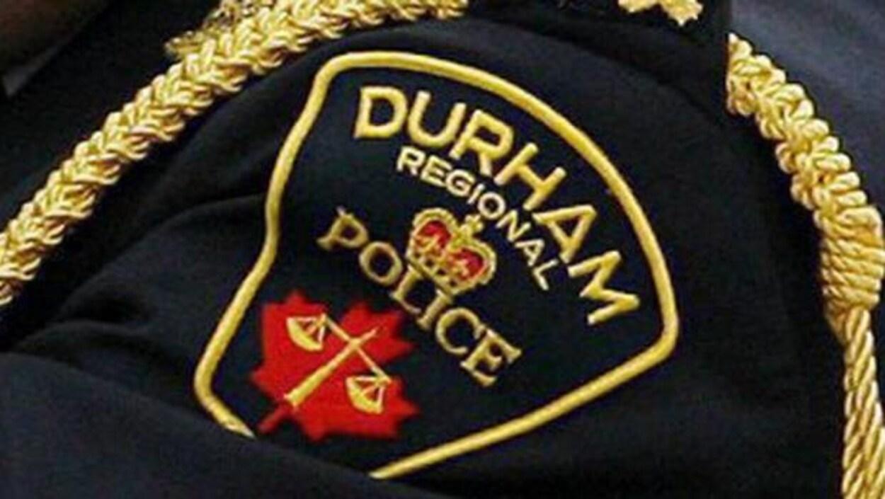 Logo du Service de police régional de Durham