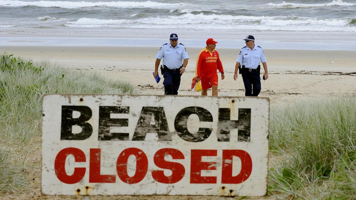 Un homme meurt attaqué par un requin sur la Grande Barrière — Australie