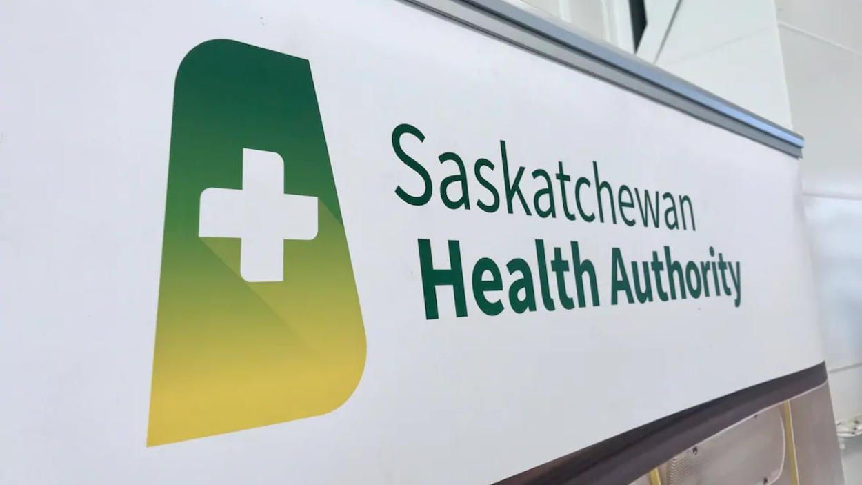Logo de l'Autorité de la santé de la Saskatchewan.