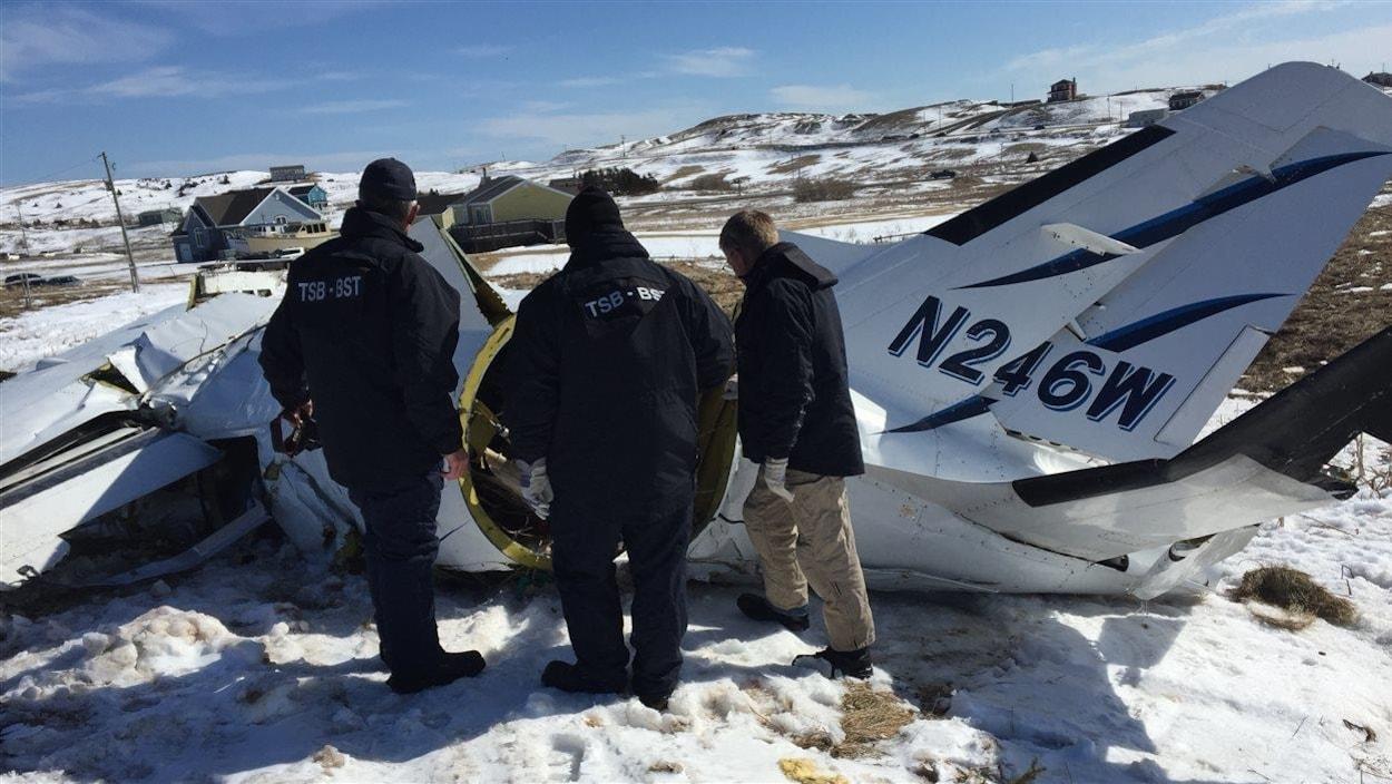 Décès de la famille Lapierre : le coroner blâme la décision d'atterrir