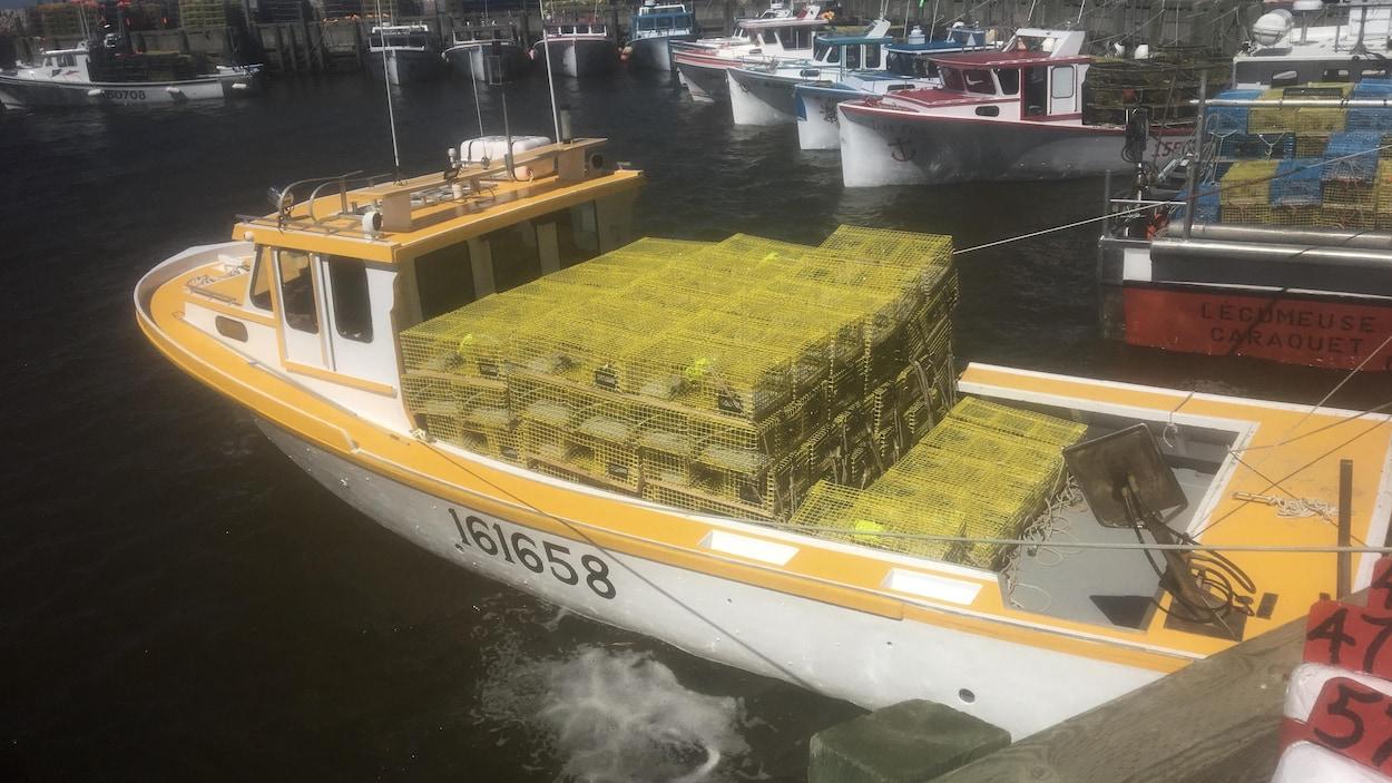 bateau de peche a vendre nouveau brunswick