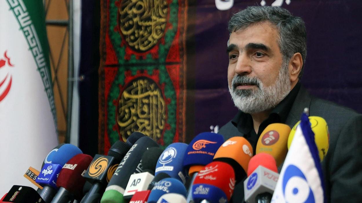 L'Iran accentue la pression sur les Européens — Nucléaire