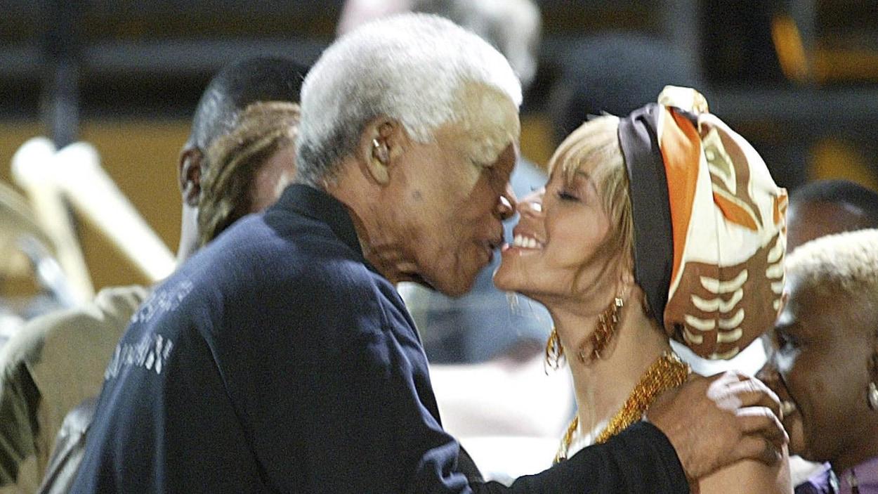 La lettre ouverte de Beyoncé à Nelson Mandela