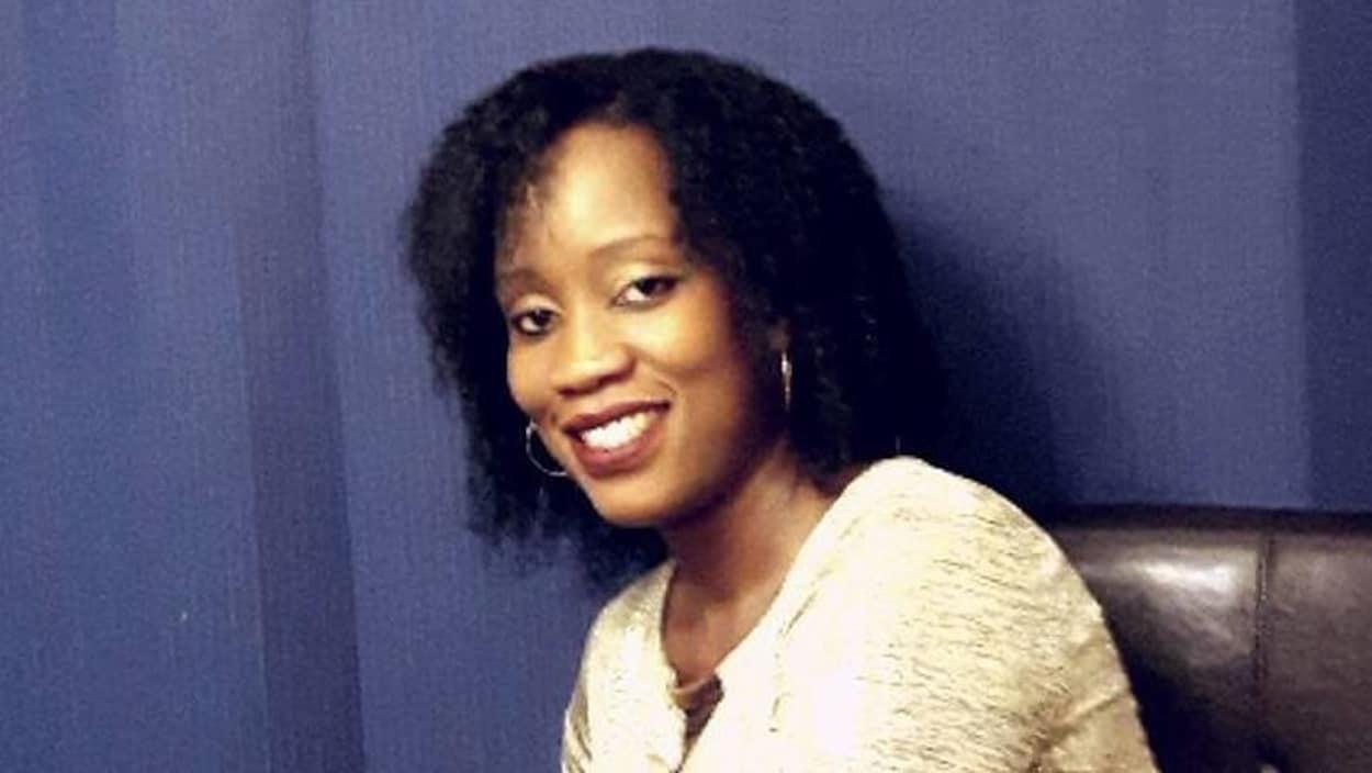 Le portrait de Bigué Ndao, une jeune femme de 33 ans.