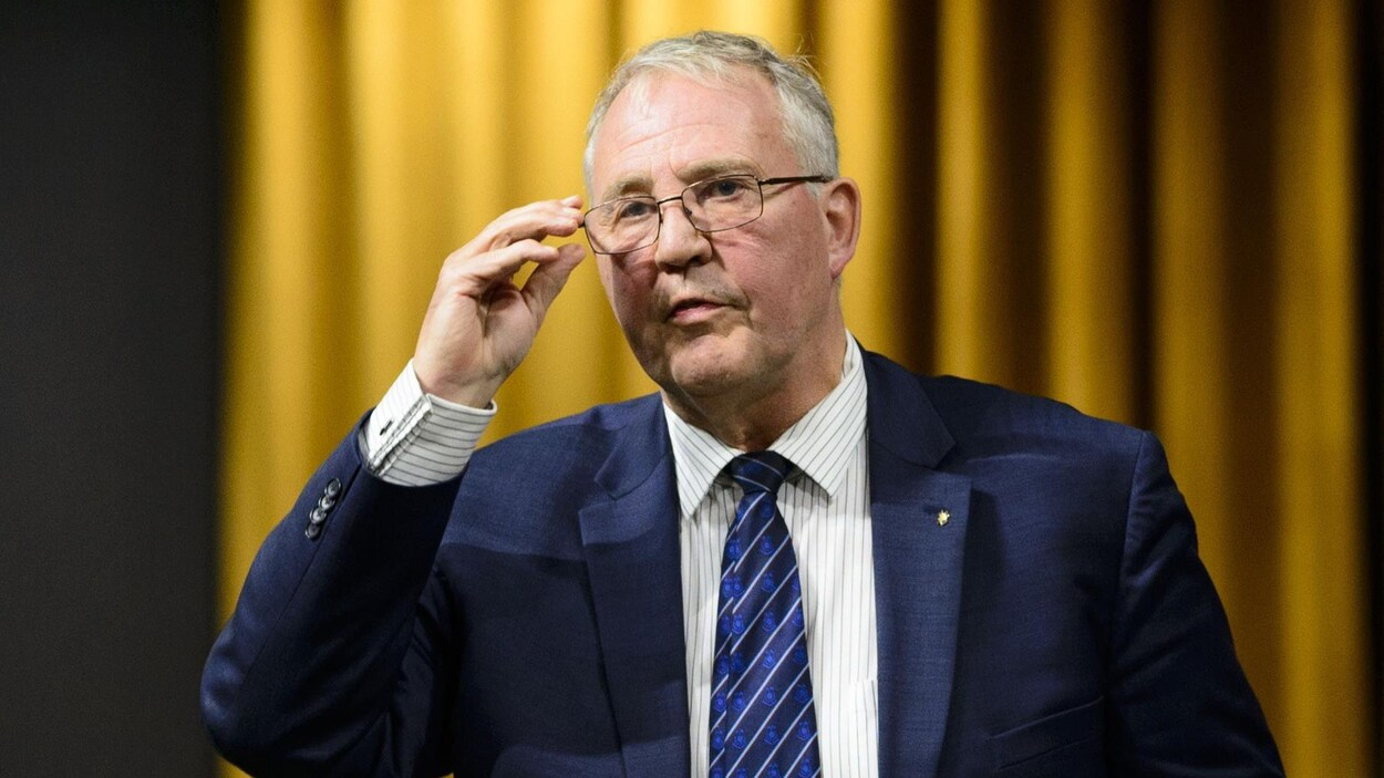 Le ministre de la Sécurité publique et de la Protection civile, Bill Blair
