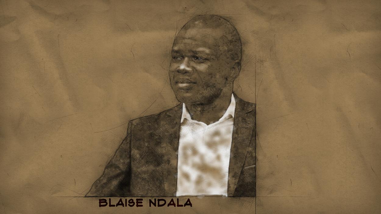 Illustration de Blaise Ndala