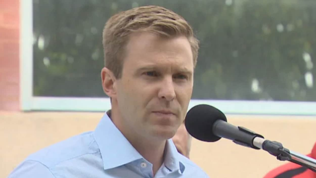 Image result for brian gallant speech
