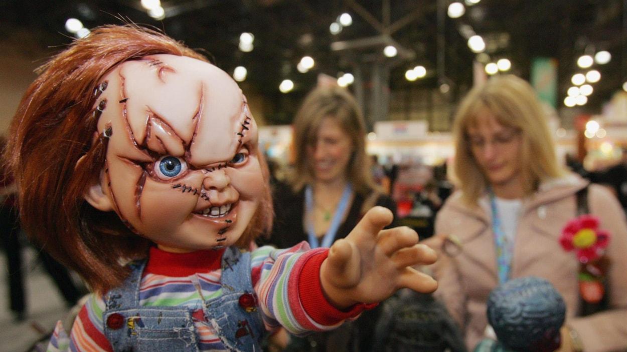 La poupée « Chucky » des films Jeu d'enfant