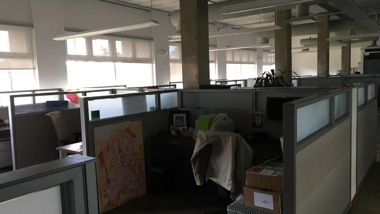 Les bureaux vides de Merck à Porto Rico