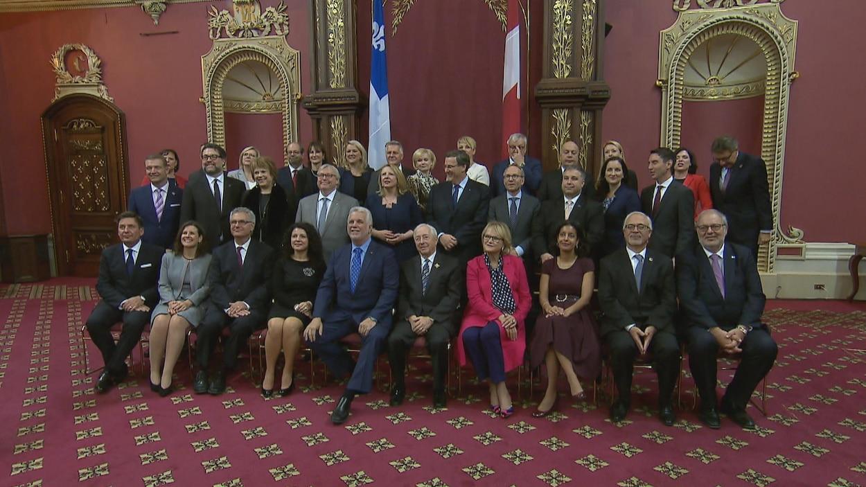 La composition du nouveau Conseil des ministres