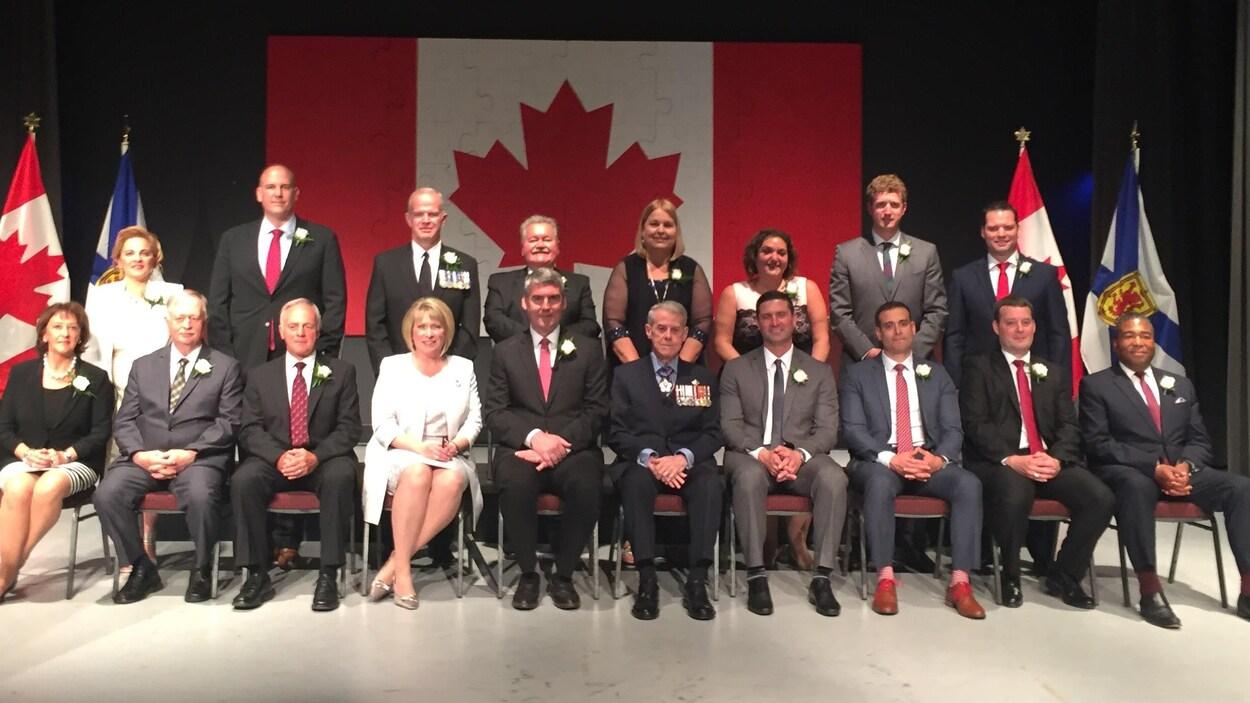 Le premier minsitre de la Nouvelle-Écosse a formé son nouveau Cabinet.