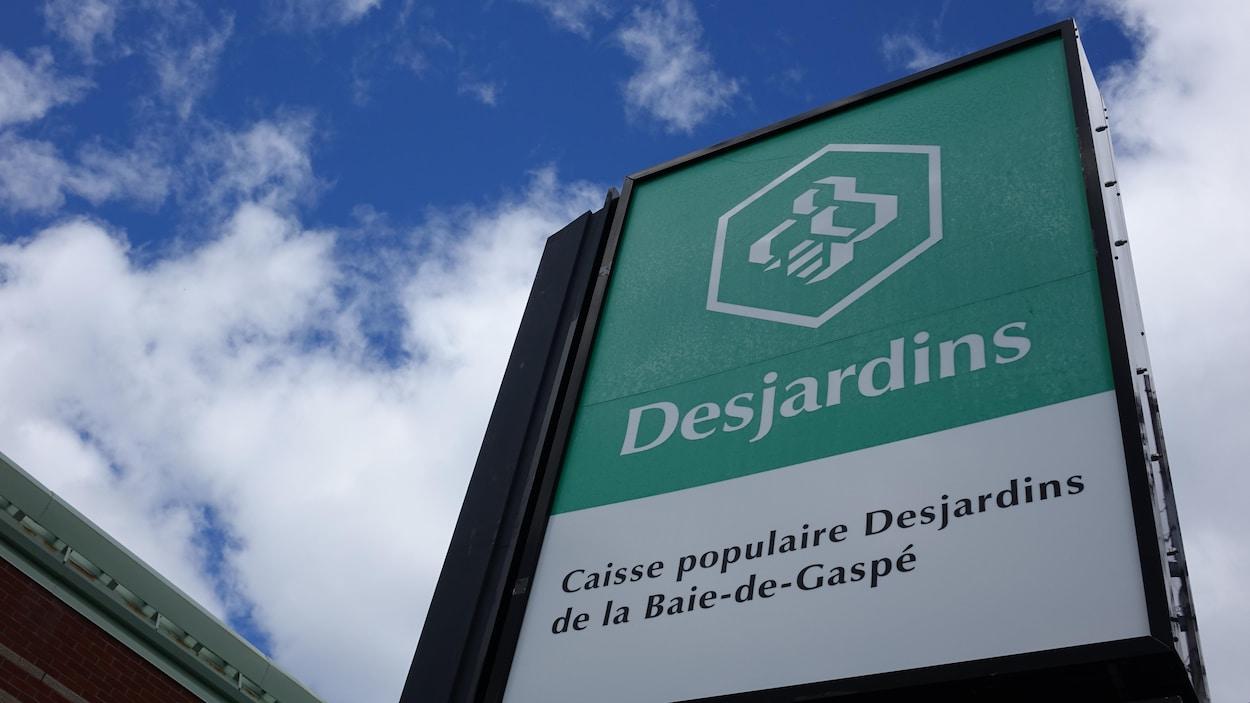 Caisse Desjardins de la Baie-de-Gaspé