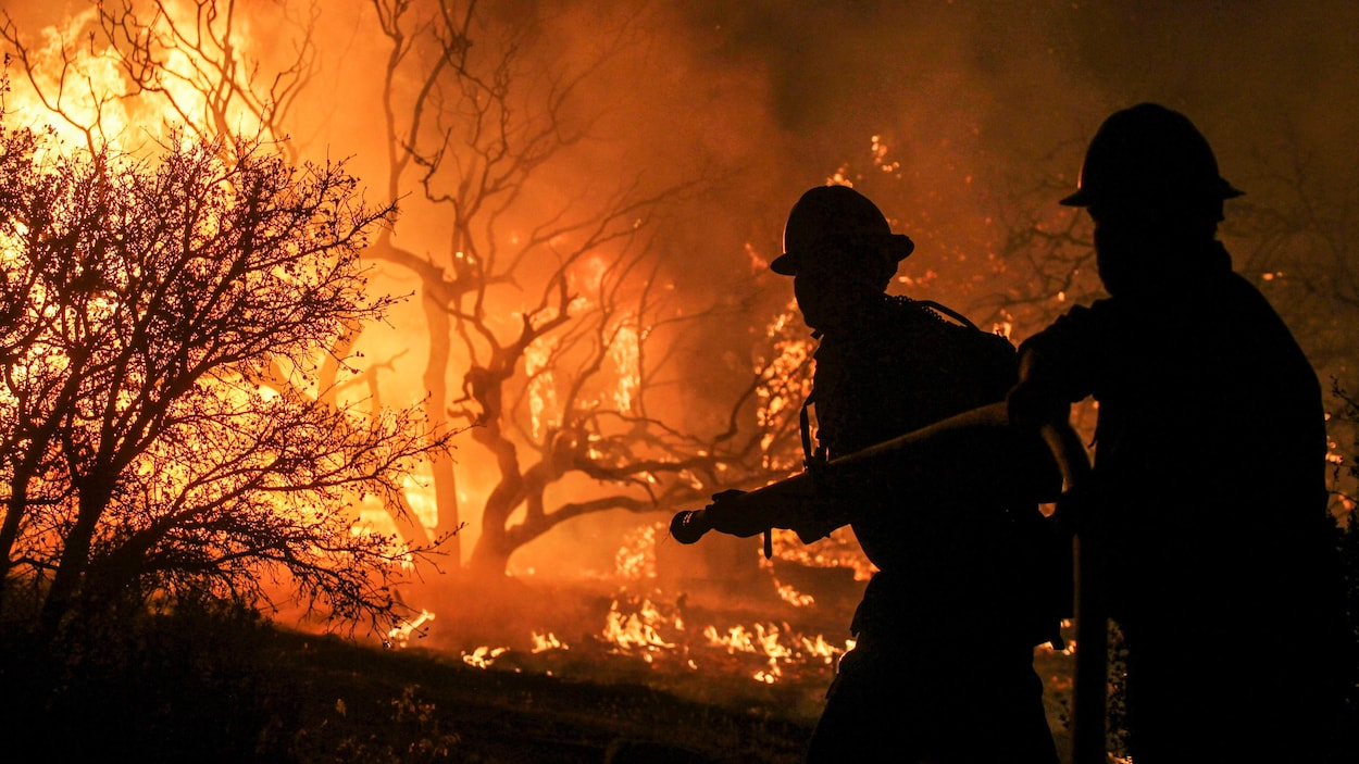 USA - incendies en Californie : le bilan s'élève à 6 morts