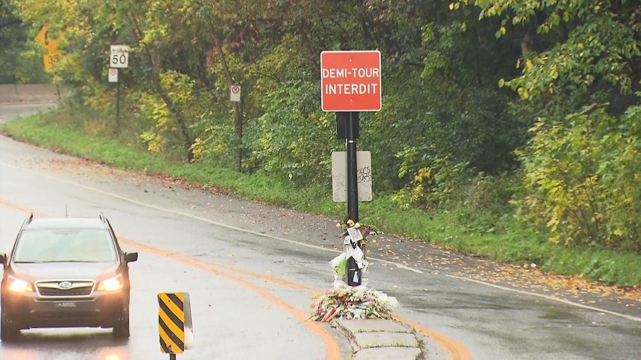 La Ville a mis en place plusieurs mesures de sécurité temporaires pour protéger les cyclistes.