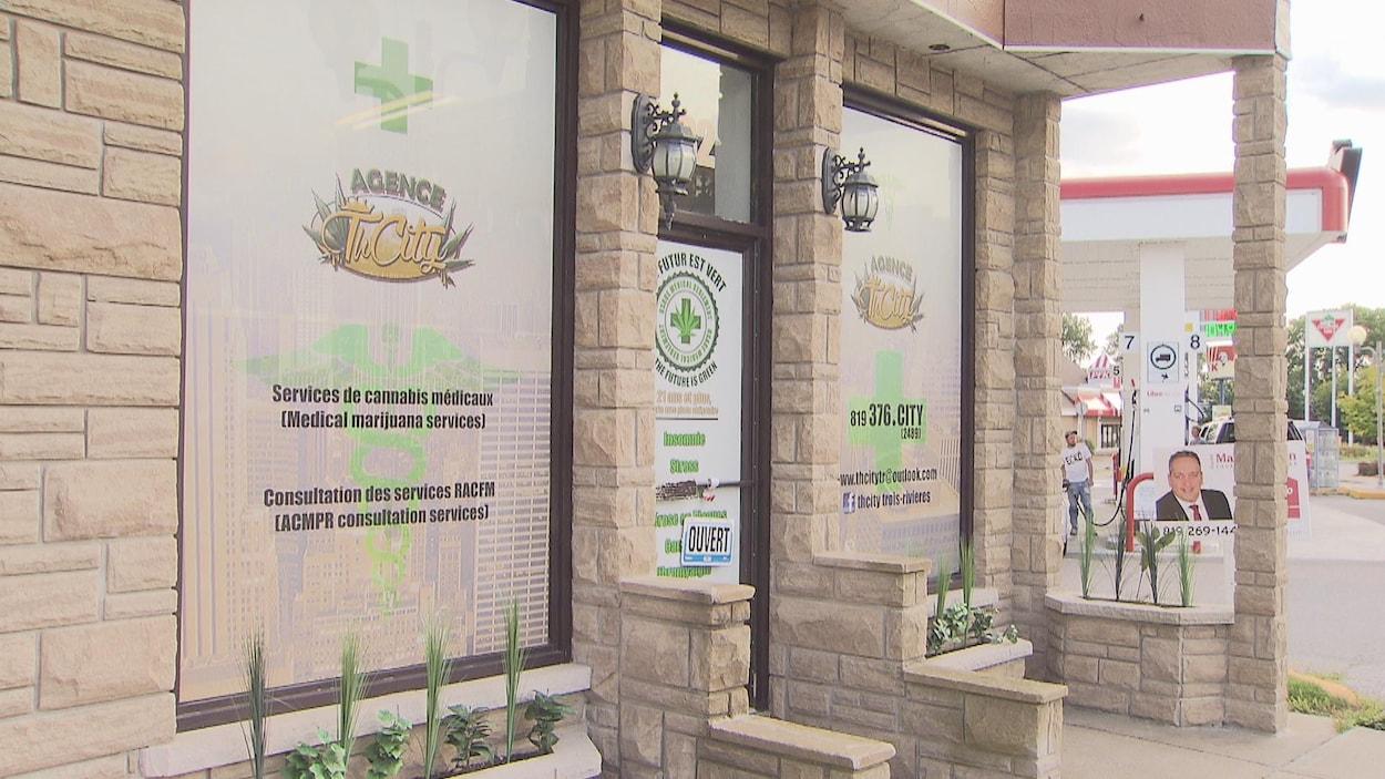 L'agence THCity rue Fusey à Trois-Rivières