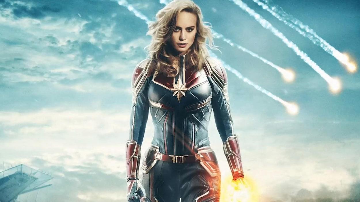 La première bande-annonce officielle est arrivée sur Terre — Captain Marvel