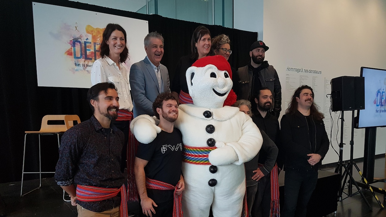 L'organisation du Carnaval de Québec
