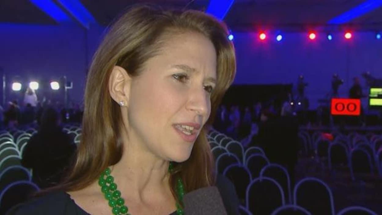Caroline Mulroney, la fille aînée de l'ex-premier ministre canadien