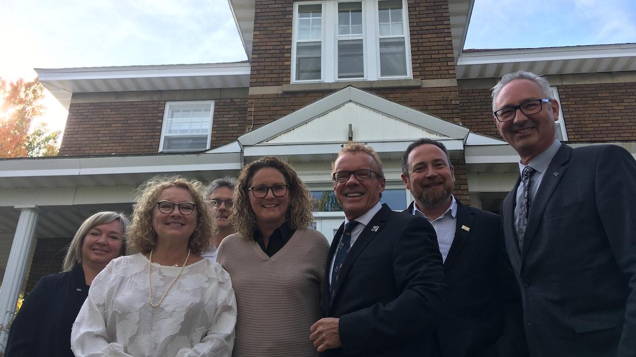 La Maison Carpe Diem, à Trois-Rivières, pourra accueillir 10 nouveaux patients au cours des prochains mois.