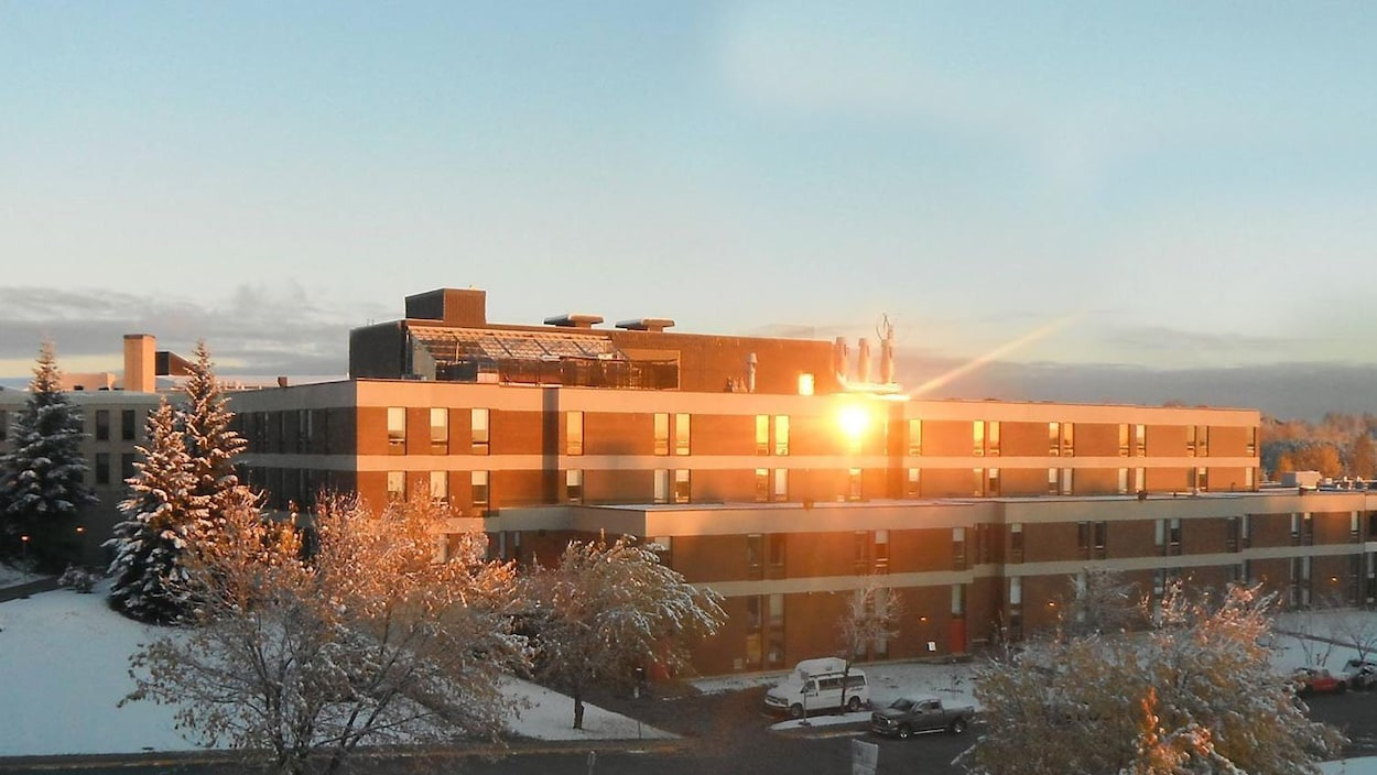 Campus du Cégep de l'Abitibi-Témiscamingue à Rouyn-Noranda
