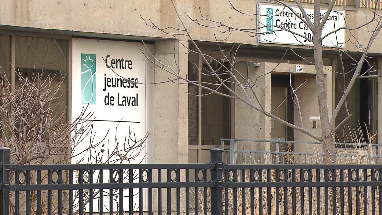 Le Centre jeunesse de Laval.
