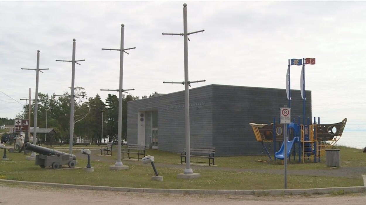 Le Centre national de naufrages du Saint-Laurent à Baie-Trinité
