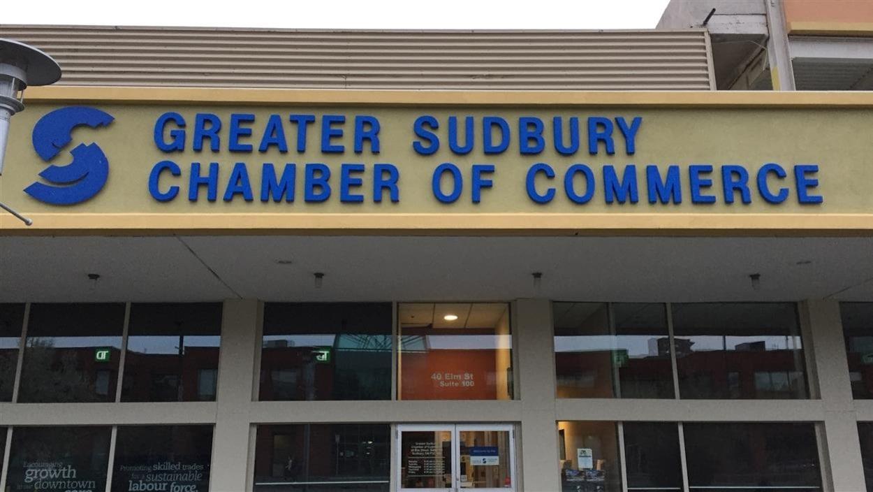 La chambre de commerce du grand sudbury ne veut pas d un for Chambre de commerce au canada