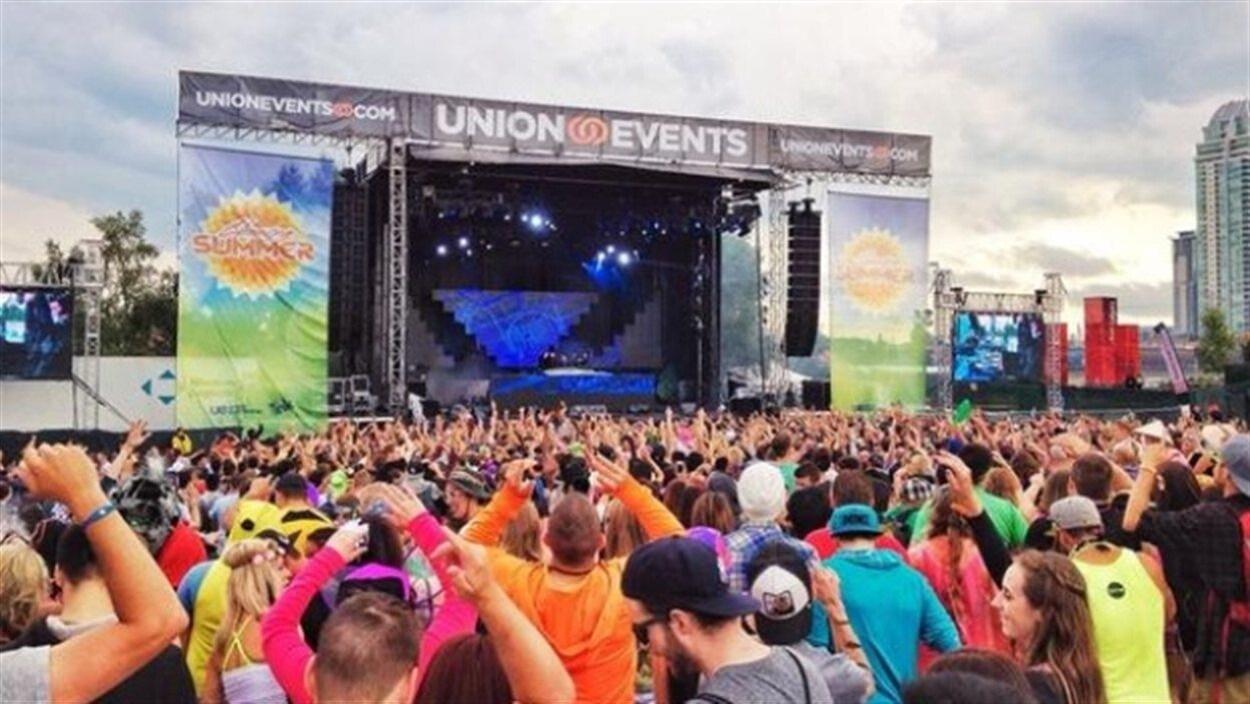 festival a venir
