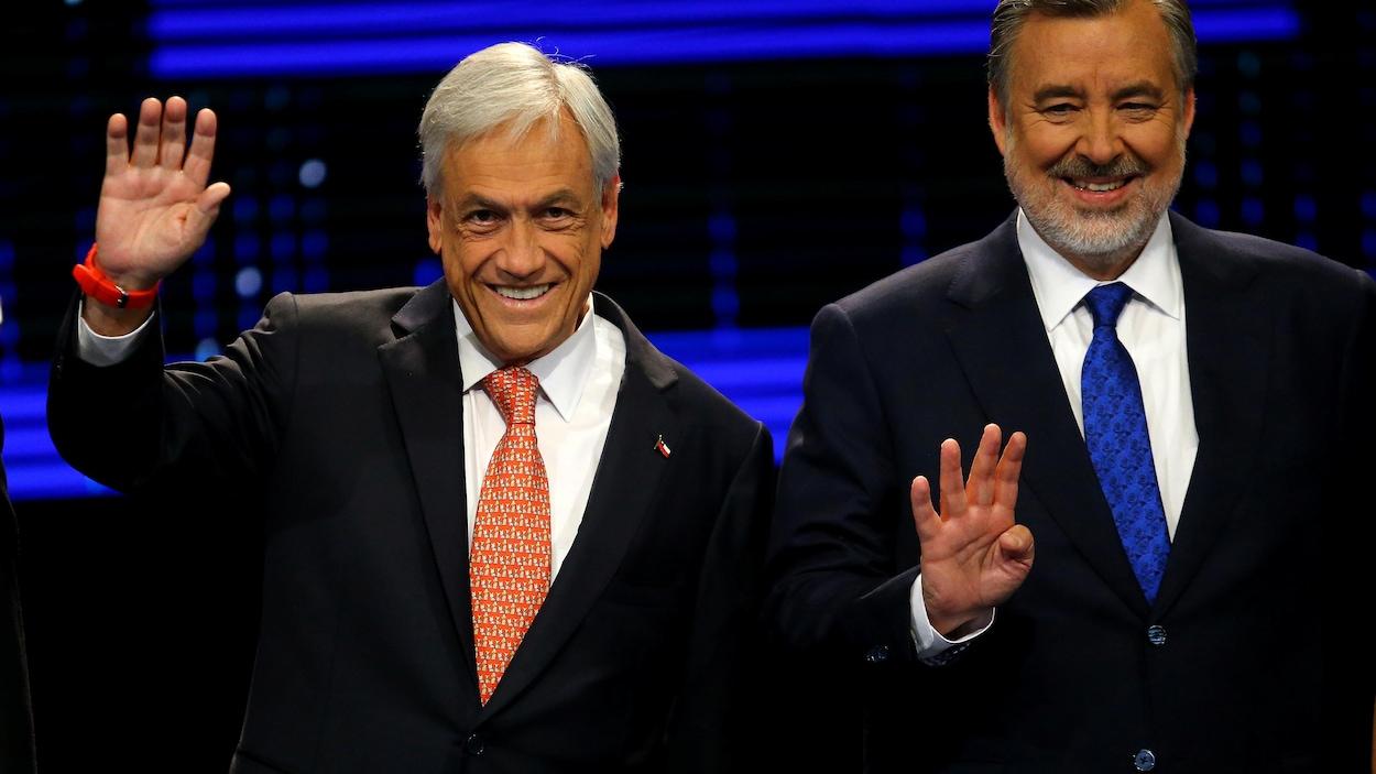 Le conservateur Sebastian Piñera élu président — Chili
