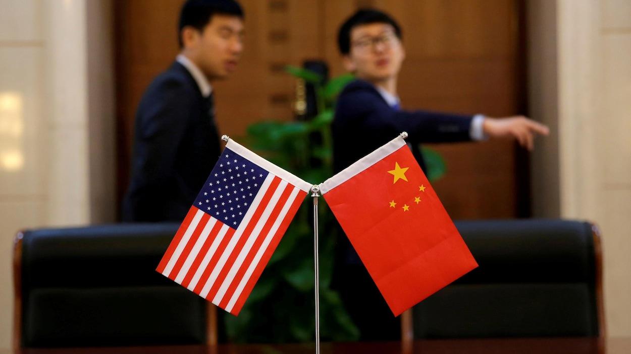 Nouvelles salves de taxes entre Washington et Pékin