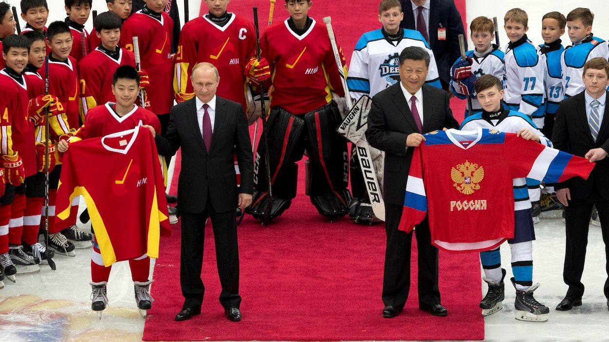 La Russie exclue des Jeux olympiques jusqu'en 2024 — Dopage