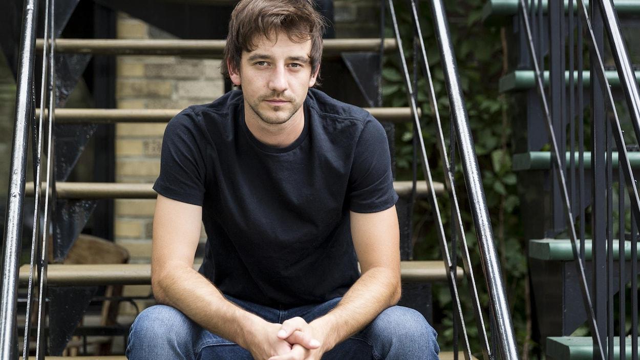 L'auteur Christian Guay-Poliquin