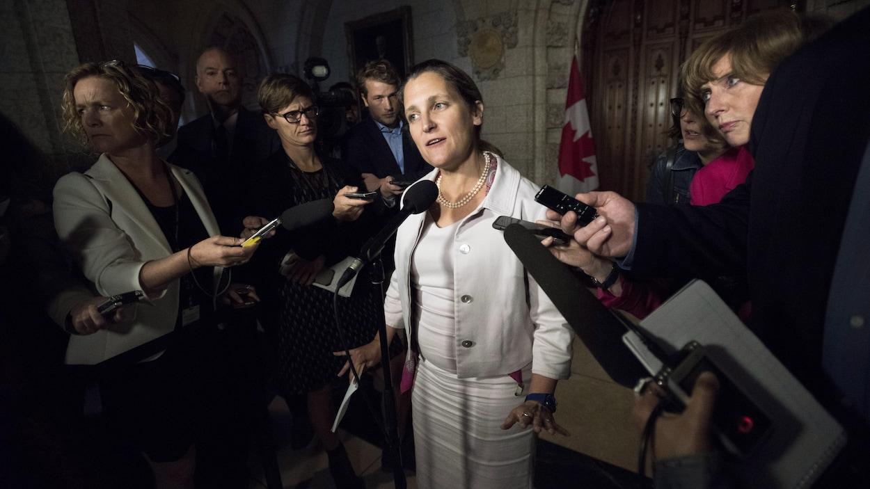 Trudeau a discuté des négociations avec Trump, selon un porte-parole — Aléna