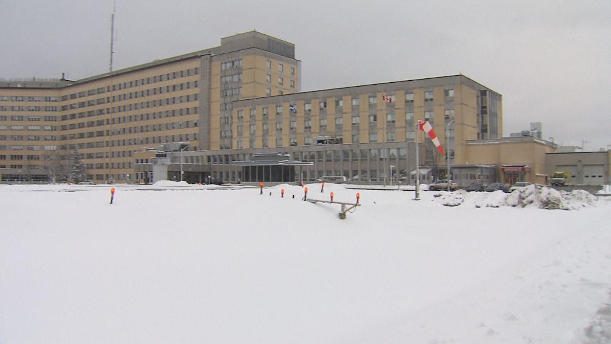 Le CHUS-Hôpital Fleurimont
