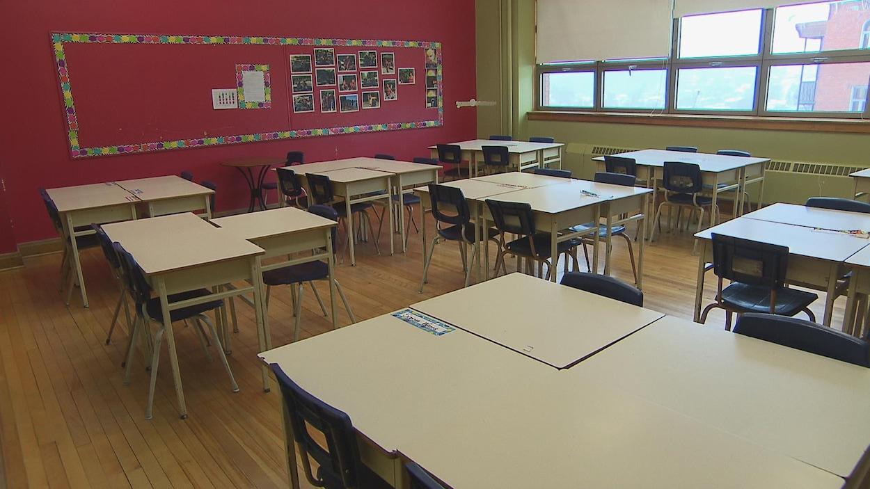 Expérience numérique au Séminaire de Sherbrooke : les élèves  ont fait l'école à la maison
