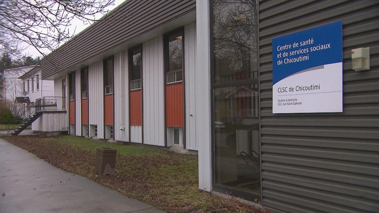 Jugé dangereux, le CLSC de Chicoutimi-Nord ferme ses portes | ICI ...