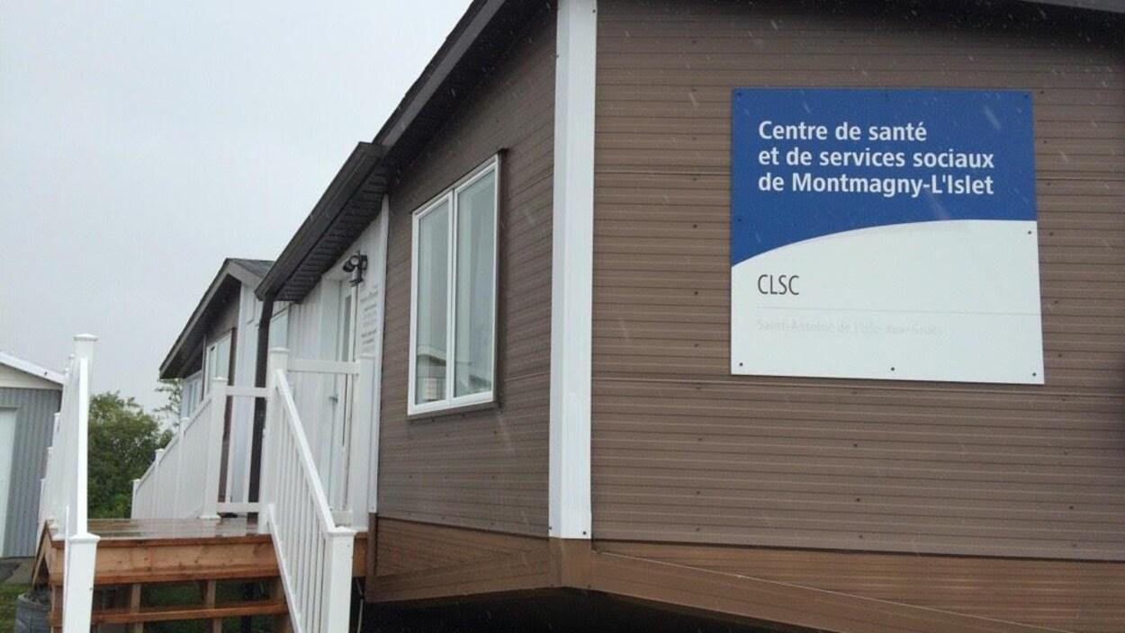 Le CLSC de L'Isle-aux-Grues