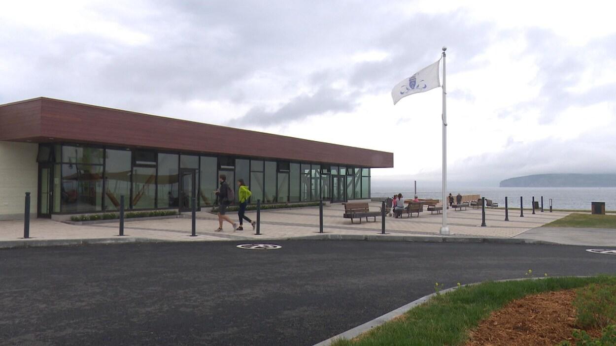 Le nouveau bâtiment