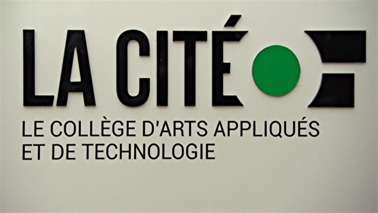 Le logo du collège La Cité, à Ottawa