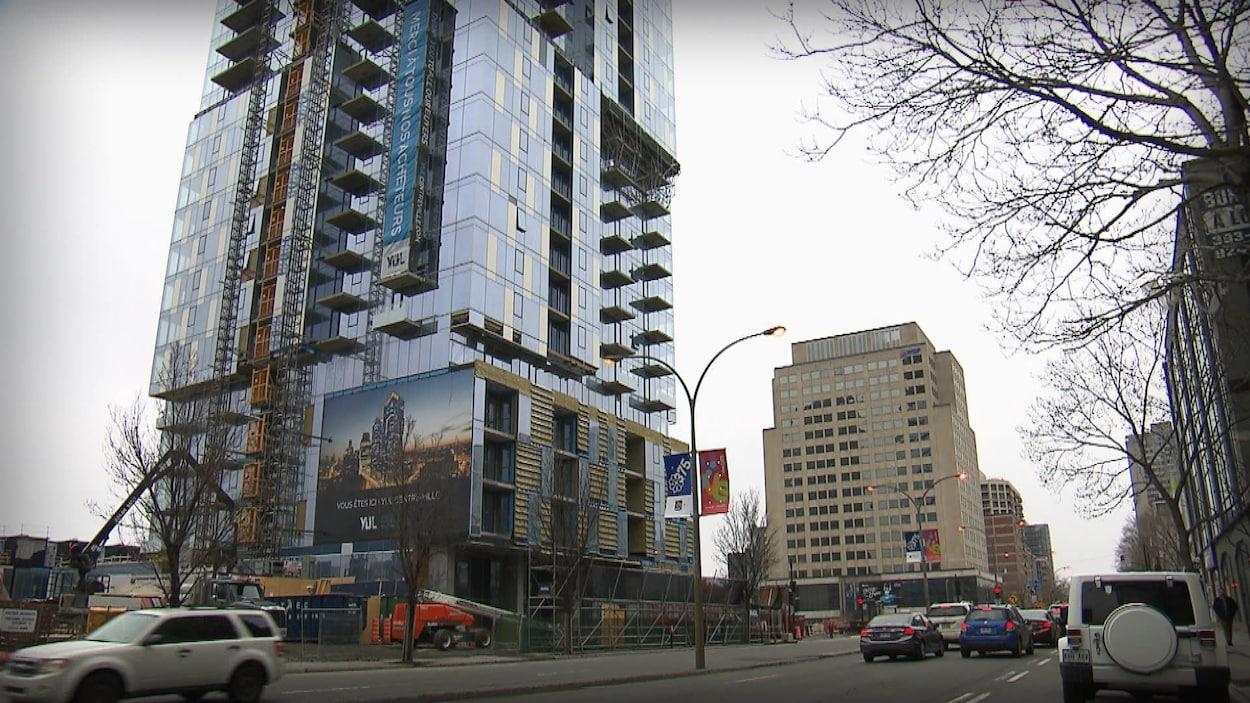 La demande des acheteurs étrangers se déplacerait vers Montréal — Condos
