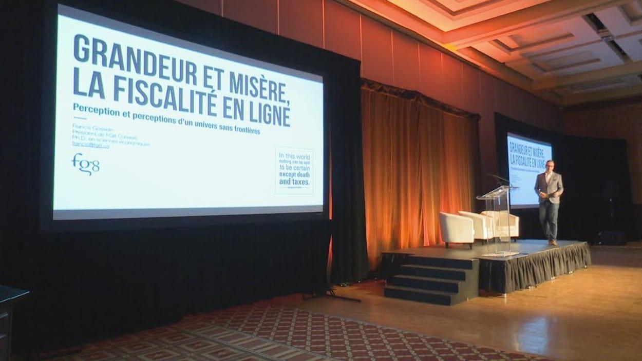 L'événement eCom a eu lieu jeudi à l'Hôtel Rimouski