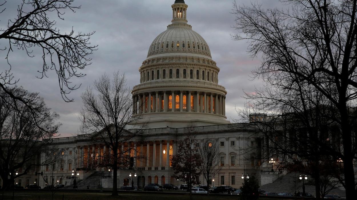 Washington proche d'un nouveau
