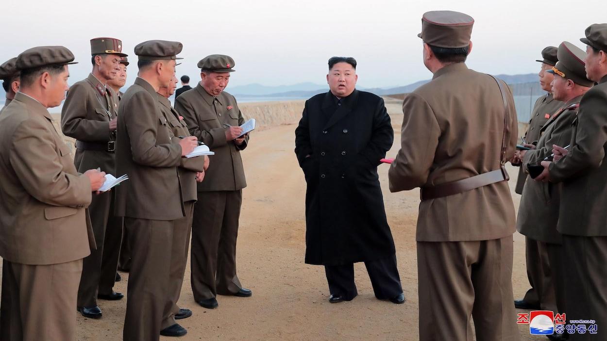 Pyongyang annonce son intention d'expulser un Américain entré illégalement