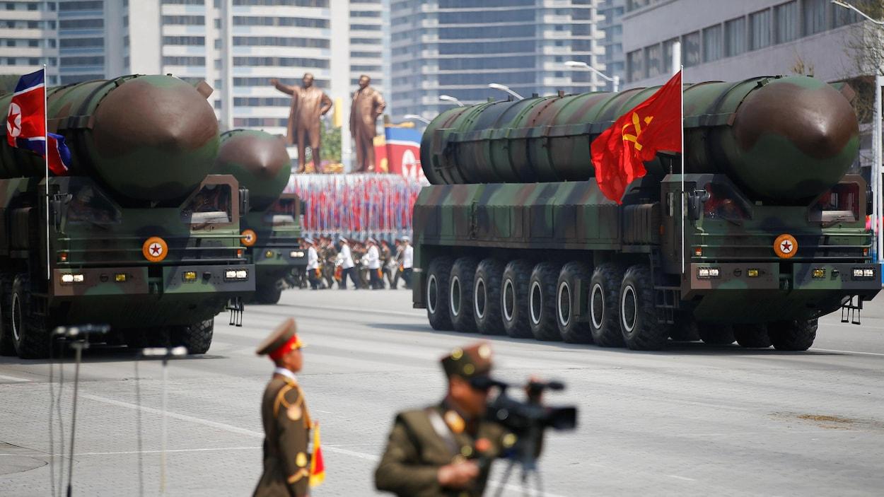 L'AIEA contredit l'optimisme de Trump sur la dénucléarisation — Corée du Nord
