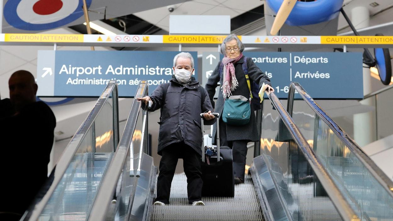 Coronavirus: la frontière entre le Canada et les États-Unis fermée